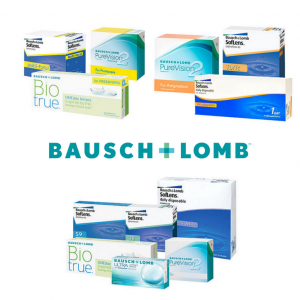 FAMILIA BAUSCH & LOMB